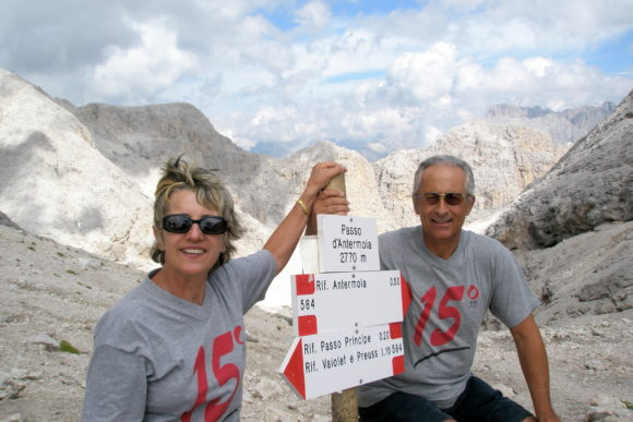 Marinella e Marcello-Volontari AIL