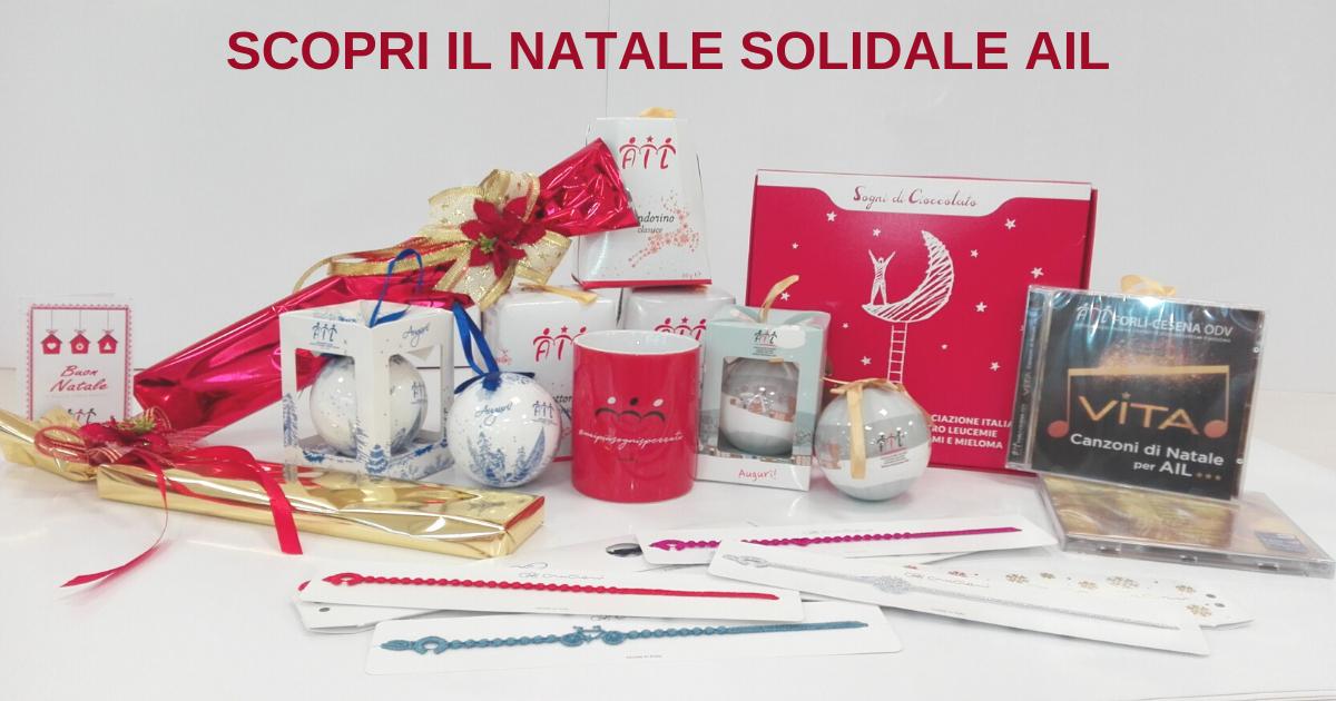 Scopri il Natale Solidale AIL