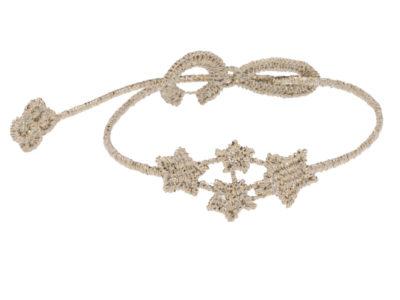 Cruciani per AIL - Stella Cometa White Gold